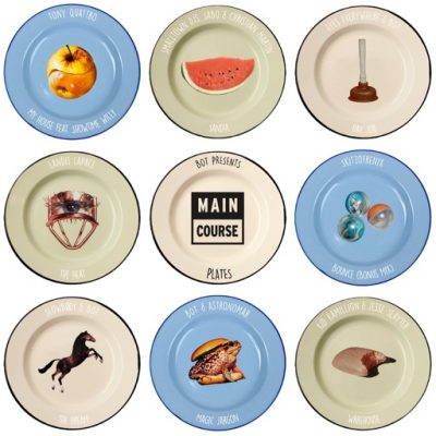 PLATES (presented by BOT) (MCR-055)