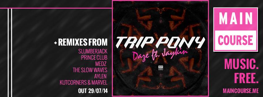 BN-MCR028-TRIPPONY-DAZE-EP