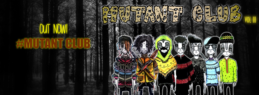 BN – MCR048 Mutant Club 03 Out Now